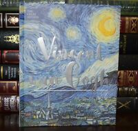 New Vincent Van Gogh Complete Paintings New Large  Hardcover Collectible