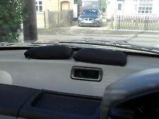 VEHICLE/CAR/HOME REUSABLE DEHUMIDIFIER BAG MOISTURE ABSORBER  2x MEDIUM BLACK