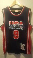 Retro michael jordan estados unidos team dream 92 jersey, talla L, nuevo con etiqueta
