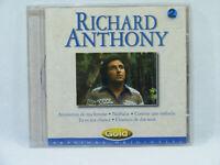 Richard ANTHONY Amoureux de ma femme GOLD album CD Chanson variété Française