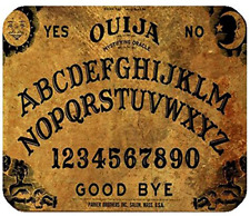 Ouija Board Mouse Pad Retro Ouija Board Mouse Pad 180mm x 220mm x 2mm