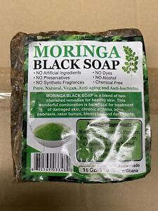 African Black Soap Morringa