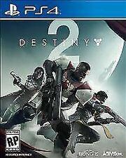 Destiny 2 (PlayStation 4, 2017)