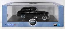 Limousine di modellismo statico nero pressofuso
