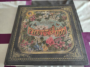 Panic At The Disco ‎– Pretty. Odd. (b0x set limited)