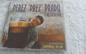 Pères Prez Prado - Guaglione CD single