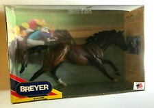 Breyer Traditional Horse #476 Famous Race Horse Cigar New In Box