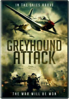 Greyhound Attack, (DVD), NR,WS, NEW and Sealed, FREE shipping!