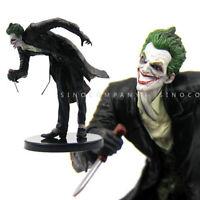 Gift DC Comics Arkham origins Batman Series Direct The joker Statue Figure FK366