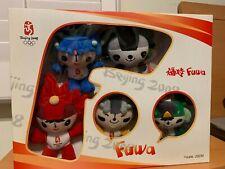 Beijing 2008 Olympics Fuwa Official Mascot lot