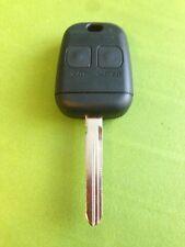Toyota Yaris Avensis Corolla Carina ETC remote key fob TOY47 ID4D60