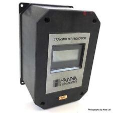 pH Transmitter & Indicator HI-8614L Hanna Instruments HI8614L