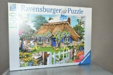 RAVENSBURGER COTTAGE IN ENGLAND 1500 PIECE JIGSAW -  THATCHED COUNTRY COTTAGE