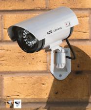 DUMMY / FAKE CCTV SECURITY CAMERA - DUMMY SECURITY CAMERA