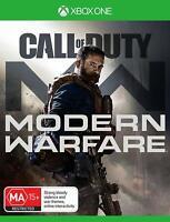 COD MW XBOX One Call Of Duty Modern Warfare Microsoft XB1 S X War Shooter Game