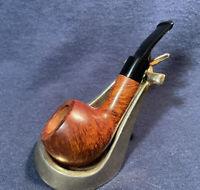 Cellini Original! Excellent Mini Unsmoked Bent Apple Estate Pipe