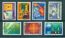 EVENEMENTS - EVENTS SWITZERLAND 1980 N. 2 complete sets