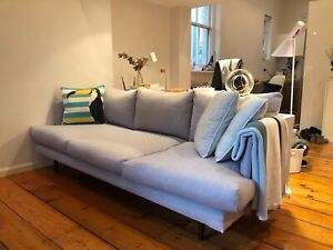 3 seater Australian made down sofa, 12 months old