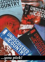 UNDISCOVERED COUNTRY #1 #2 #3 #4 #5 IMAGE comics NM YOU PICK