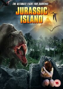 JURASSIC ISLAND (RELEASED 6TH APRIL) (DVD) (NEW)