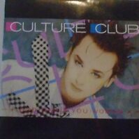 "CULTURE CLUB - God thank You Woman ~ 7"" Single PS"