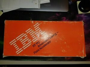 IBM 6150 RT PC Advanced Floating-Point Accelerator P/N: 61x6815 NOS