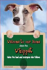 Scottish Collectables Whippet 3D Lead Hanger Wall Plaque