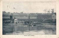 PC72386 Crime Lake. Oldham. 1904