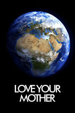 Greenpeace Planet Earth Climate Change Global Warming Large Art Print Poster