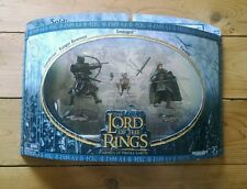 LORD OF THE RINGS THE CAPTURE OF SMEAGOL AND SCENES BATTLE SCALE FIGURES LOTR