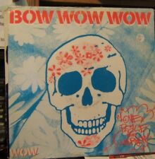 Bow Wow Wow Love Peace & Harmony 12""