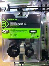 "Greenlee 60246 1-7/32"" Hole Size Slug-Buster Knockout Punch Unit"