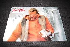 JON VOIGHT signed Autogramm auf 20x30 cm Aushangfoto InPerson LOOK