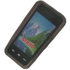 Samsung Instinct M800 Silicone Smoke Skin Case
