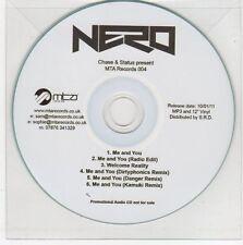 (EG369) Chase & Status pres. MTA Records 004 - 2011 DJ CD