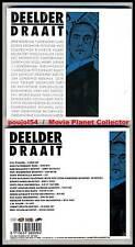 "DEELDER DRAAIT ""Deelder Draait"" (CD Digipack) 2002 NEUF"