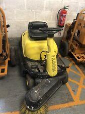 More details for karcher 1000t kmr sit on karcher floor cleaner road sweeper tractor type spares