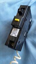 Square D HomeLine 20A Single Pole Gfi Ground-Fault Circuit Breaker #Hom120Gfci