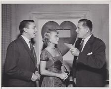 Mike Wallace and Buff Cobb  Vintage Movie Still