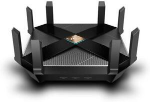 TP-Link Archer AX6000 Next-Gen WiFi 6 Dual Band WiFi Cable Router 8 Gigabit LAN