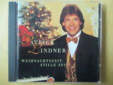 Patrick Lindner - Weihnachtszeit - Stille Zeit - CD Neuwertig
