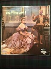 Rodgers and Hammerstein's The King and I Vinyl LP 1956 Deborah Kerr Yul Brynner