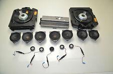 BMW 7er f01 f02 f03 f04 Top-Hifi Soundsystem Logic 7 Set altoparlanti 9241813