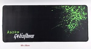 NEW Large Razer Goliathus Gaming Mouse SPEED Edition Mat Pad Size 700*300*3mm