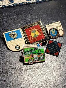 BMW MOA Memorabilia Pins