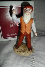 A GREAT COLLECTABLE MR McGREGGOR BEATRIX POTTER ROYAL ALBERT BOXED 12.5 cm