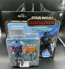 """Star Wars Black Series """"Heavy Infantry Mandalorian"""" Mangled Lot of 4 (BB Excl)"""
