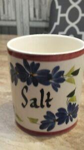 Vintage Ceramic \u201cEtc.\u201d Trinket Box by Toni Raymond Pottery