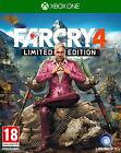 Far Cry 4 -- Limited Edition (Microsoft Xbox One, 2014)