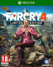 FAR CRY 4 -- EDIZIONE LIMITATA (MICROSOFT XBOX ONE, 2014)